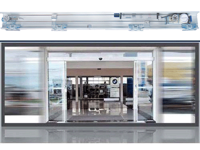 MENWAN Automatic Sliding Doors